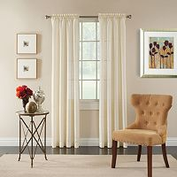 Miller Curtains Pippa Sheer Textured Curtain