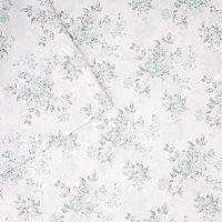 Madison Park 6-piece Floral Comfort Wash Sheet Set