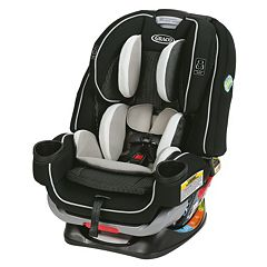 Graco 4Ever Extend2Fit All in One Convertible Car Seat by