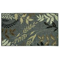 Bacova Reliance Meadow Dance Leaf Rug