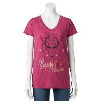 Juniors' Harry Potter Expecto Patronum Graphic Tee