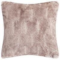 Safavieh Chinchilla Faux Fur Throw Pillow