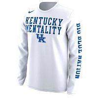 Men's Nike Kentucky Wildcats Legend Long-Sleeve Tee