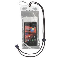 Drypack 8-Inch White Smart Phone Waterproof Case