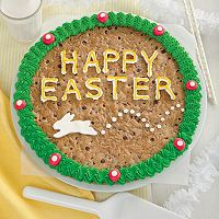 Mrs. Fields Happy Easter Cookie Cake
