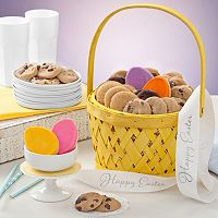 Mrs. Fields Cookie Easter Basket