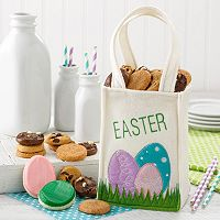Mrs. Fields Egg-Cited About Easter Cookie Tote