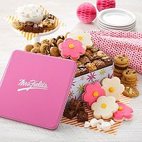 Mrs. Fields Spring Cookie Treats Gift Tin