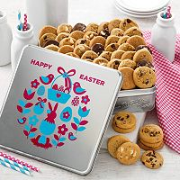 Mrs. Fields Easter Nibbler Cookie Gift Tin