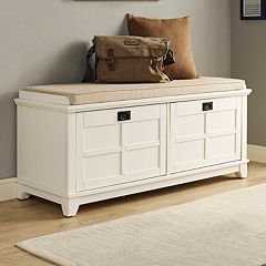 Crosley Furniture Adler Storage Bench  by