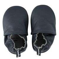 Baby Boy Tommy Tickle Solid Slip-On Shoes