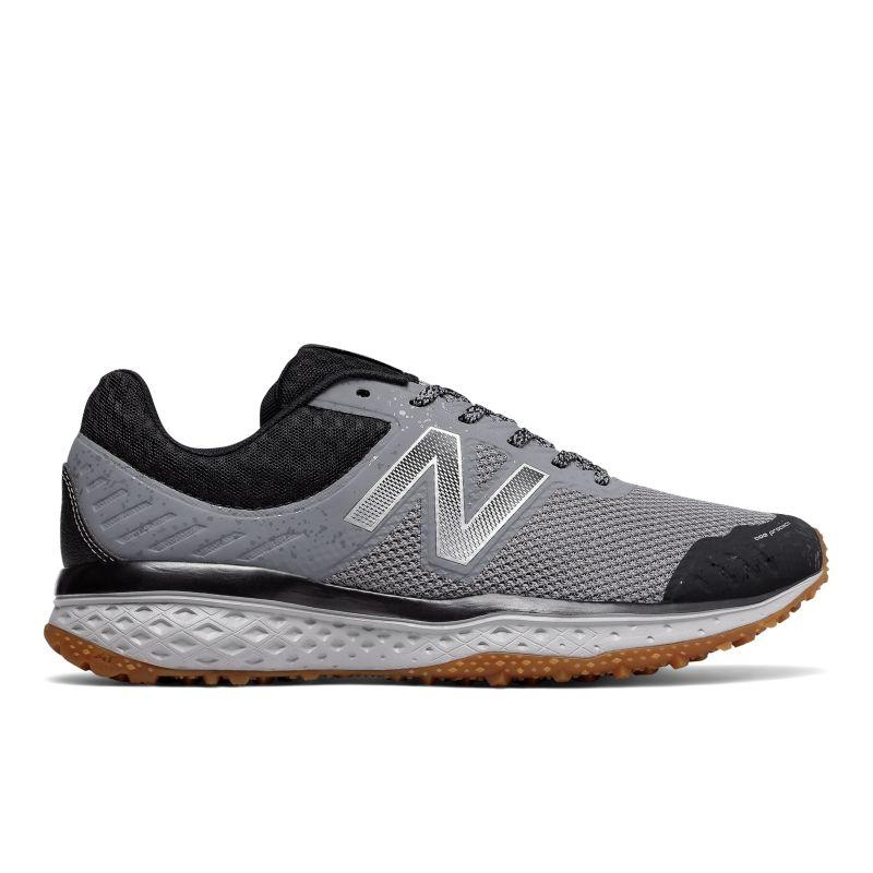 New Balance 620 v2 Men's Trail Running Shoes, Size: 8 Ew 4E, Med Grey thumbnail