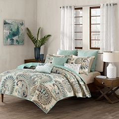 INK+IVY 3-piece Mira Coverlet Set by