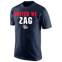 Men's Nike Gonzaga Bulldogs Mantra Tee