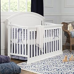 Million Dollar Baby Wembley 4-in-1 Convertible Crib by