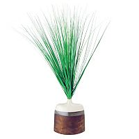 Designs by Lauren Modern Artificial Maiden Grass Plant