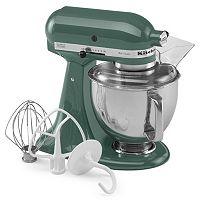 KitchenAid KSM150PSBL Bayleaf Artisan 5-qt. Stand Mixer