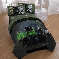 Rogue One: A Star Wars Story Imperial Trooper 4-piece Twin Bed In A Bag Set