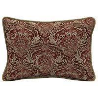 Bombay® Outdoors Venice Damask 2-piece Reversible Oversize Oblong Throw Pillow Set