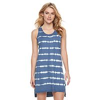 Women's SONOMA Goods for Life™ French Terry Tank Dress