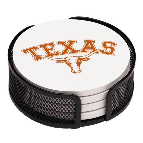 Thirstystone University of Texas Coaster Set