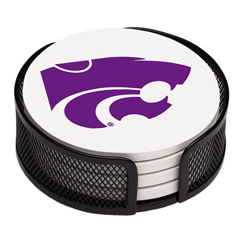 Thirstystone Kansas State University Coaster Set