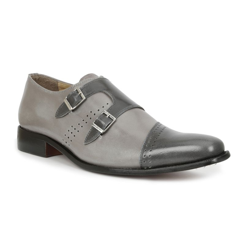 Giorgio Brutini Carbonne Men's Dress Shoes, Size: medium (9), Grey thumbnail