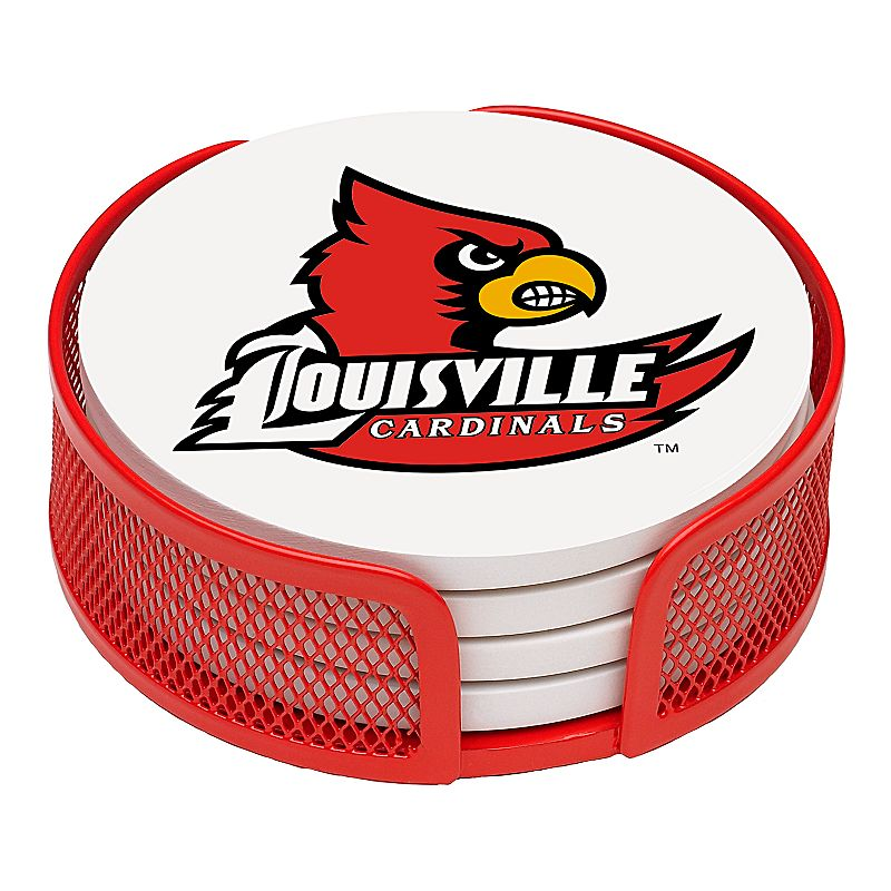 Thirstystone University of Louisville Coaster Set