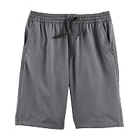 Boys 8-20 Plugg Incentive Hybrid Stretch Microfiber Shorts