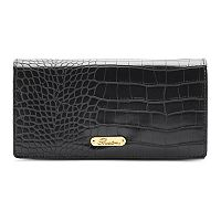 Buxton Nile Exotic Expandable Clutch