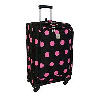 Jenni Chan Dots 360 Quattro Spinner Luggage