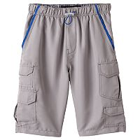 Boys 8-20 Plugg Pompeii Hybrid Performance Cargo Shorts