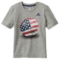 Boys 4-7x adidas Baseball Graphic Tee