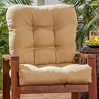 Greendale Home Fashions Outdoor Seat & Back Chair Cushion