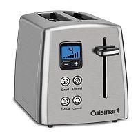 Cuisinart 2-Slice Countdown Metal Toaster