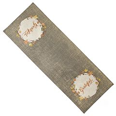 Celebrate Fall Together Grateful Table Runner 36\
