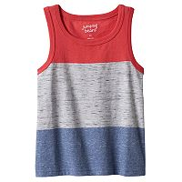 Toddler Boy Jumping Beans® Striped Tank Top