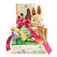 Godiva Chocolate Easter Cheer Gift Basket