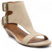 sugar Wigout Women's Wedge Sandals