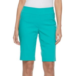 Women's Dana Buchman Pull-On Bermuda Shorts