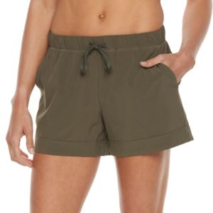 Women's Tek Gear® Woven Beach Shorts
