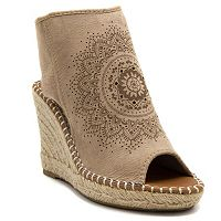 sugar Harmony Women's Wedge Sandals
