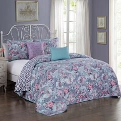 Bianca 5-piece Quilt Set by