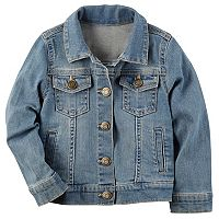 Girls 4-8 Carter's Denim Jacket