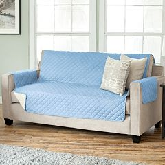 Home Fashion Designs Reversible Sofa Slipcover by