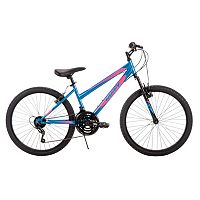 Women's Huffy 24-Inch Alpine Mountain Bike