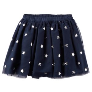 Girls 4-8 Carter's Stars Tutu Skirt