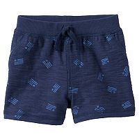 Baby Boy Jumping Beans® Flag Shorts
