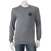 Men's Vans Long-Sleeved Logo Tee