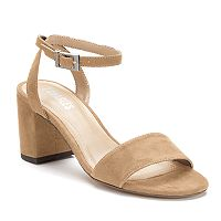 Style Charles by Charles David Kim Women's Block Heel Sandals